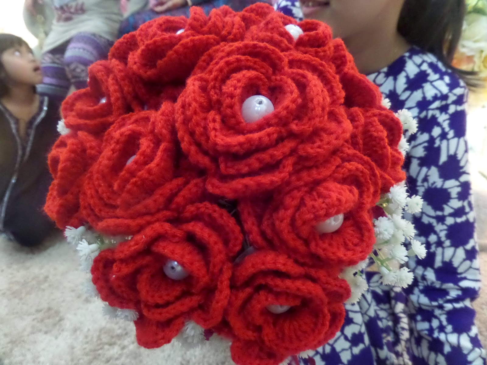 Izyan nadiah crochet flower bouquet crochet flower bouquet izmirmasajfo