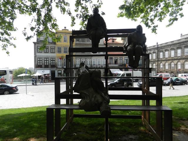 Скверы Порту