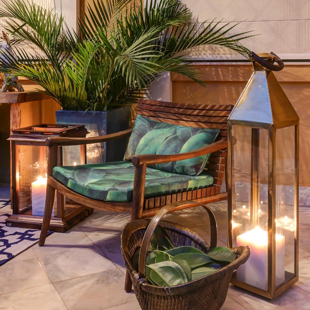 Lanternas na decoração tendência bonita e versátil que serve  #6F4023 1024x1024 Banheiro Bbb15