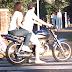 En la Escuela de Comercio exigirán el uso del casco a los estudiantes