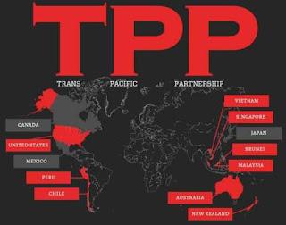 Colegio de Periodistas llama al gobierno a transparentar condiciones del Acuerdo de Asociación Transpacífico