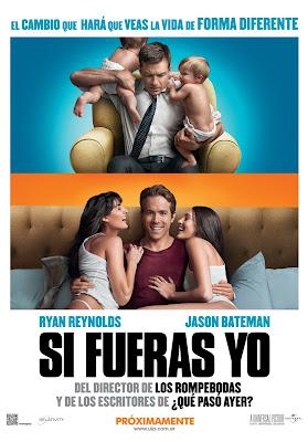 Poster de Si Fueras Yo