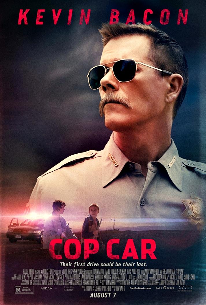 Póster: Cop Car