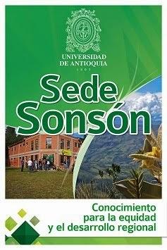 UNIVERSIDAD DE ANTIOQUIA SEDE SONSÓN