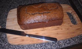Make Gingerbread Pound Cake