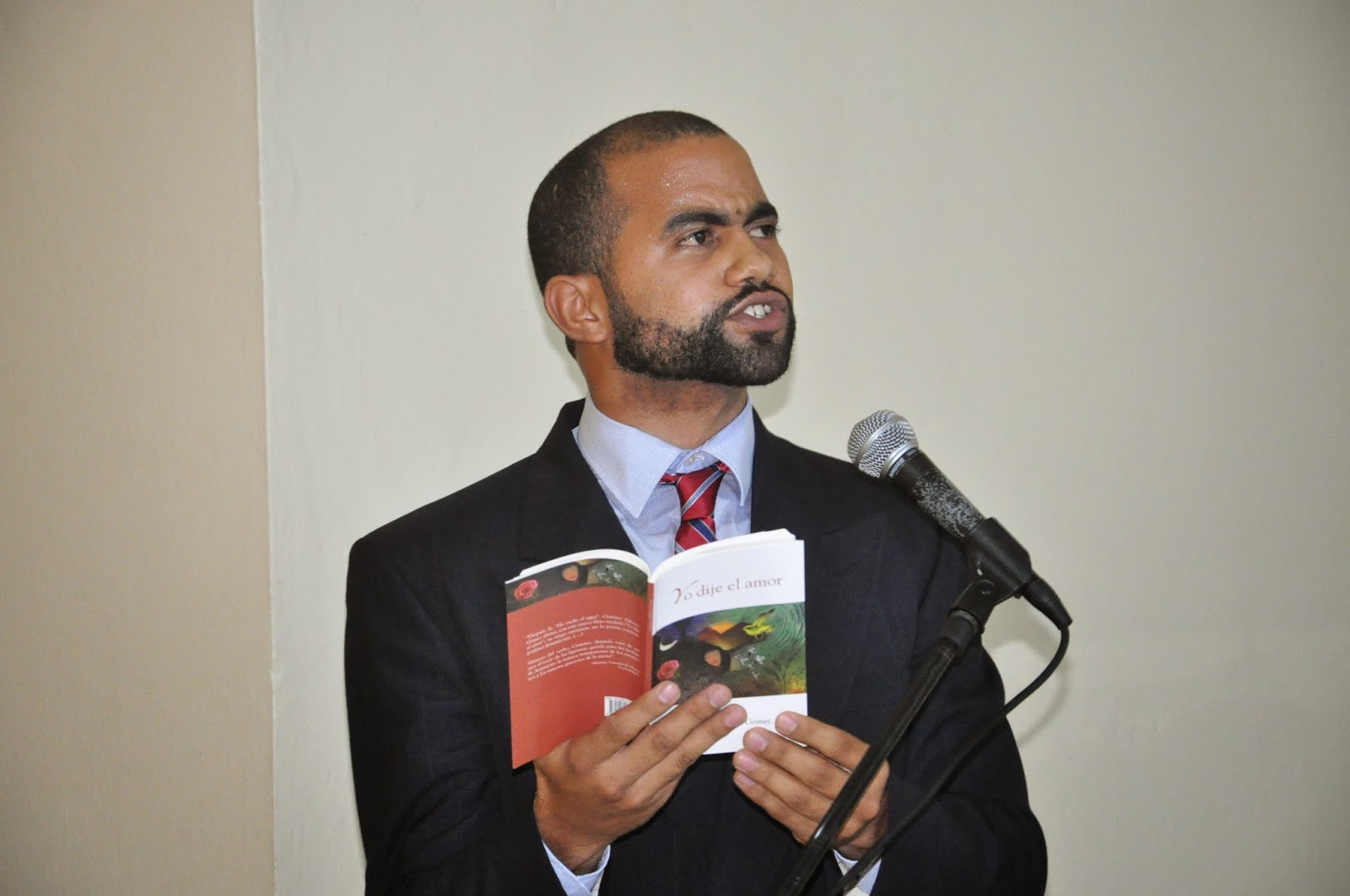 Poeta dominicano