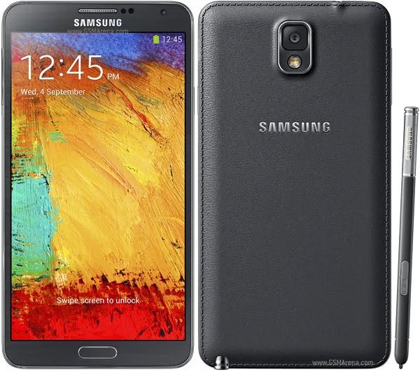 Spesifikasi Harga Samsung Galaxy Note 3 N9000