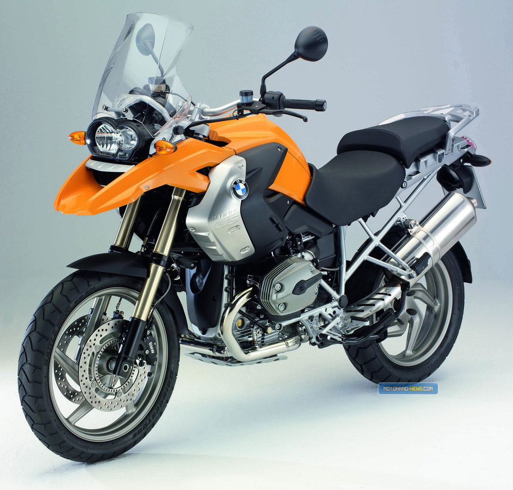 Bmwr: My Way To Ride: BMW Motorcycles Realased New BMW R1200 GS