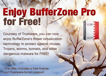 BufferZone Pro Promotion