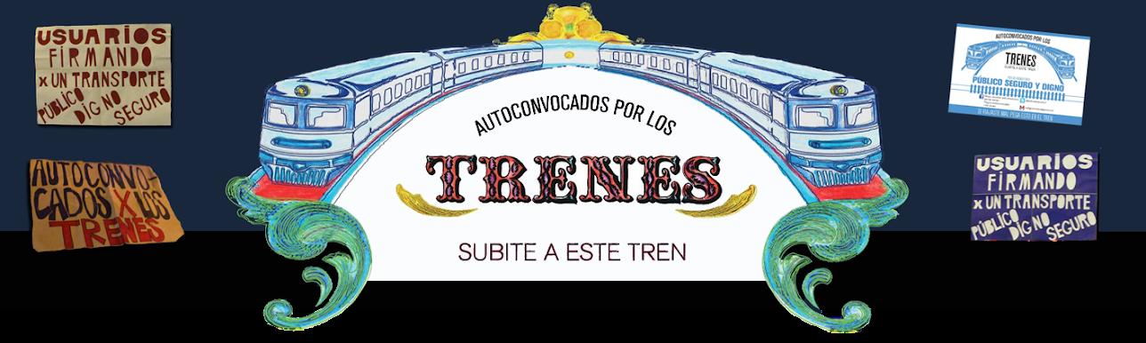 Autoconvocados x los Trenes (AxT)