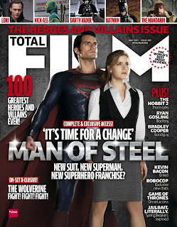 Amy Adams as Lois Lane on Total Film #205 cover newsstands edition
