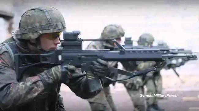 ✠Τζιχαντιστές θέλουν να καταταγούν στον Γερμανικό Στρατό! που ειναι υπό διοίκηση ΝΑΤΟ✠ εχουν ακομα τον Ελληνορωμαϊκό  σταυρό