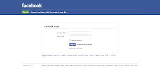 Trik Hack Akun Facebook Terbaru 2013