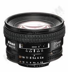 Daftar Harga Lensa Kamera Nikon AF-D