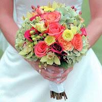 Hoa cưới - Kiểu cuống dài 2