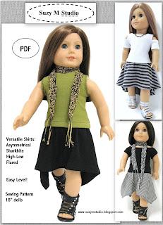 Versatile Skirts 4 Styles PDF 4.50