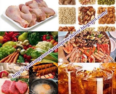 Pantangan Makanan Untuk Penderita Radang Sendi