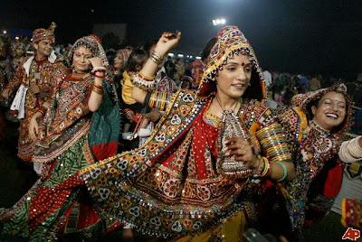 Gujarati Navratri 2011 Raas Garba