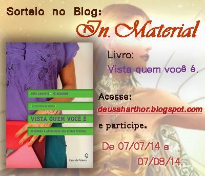 http://deusaharthor.blogspot.com.br/2014/07/sorteio-livro-vista-quem-voce-e.html