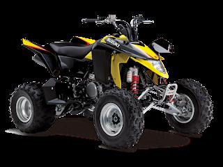 2013 Suzuki QuadSport Z400
