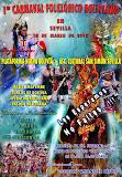 Carnaval Folklórico Boliviano en Sevilla