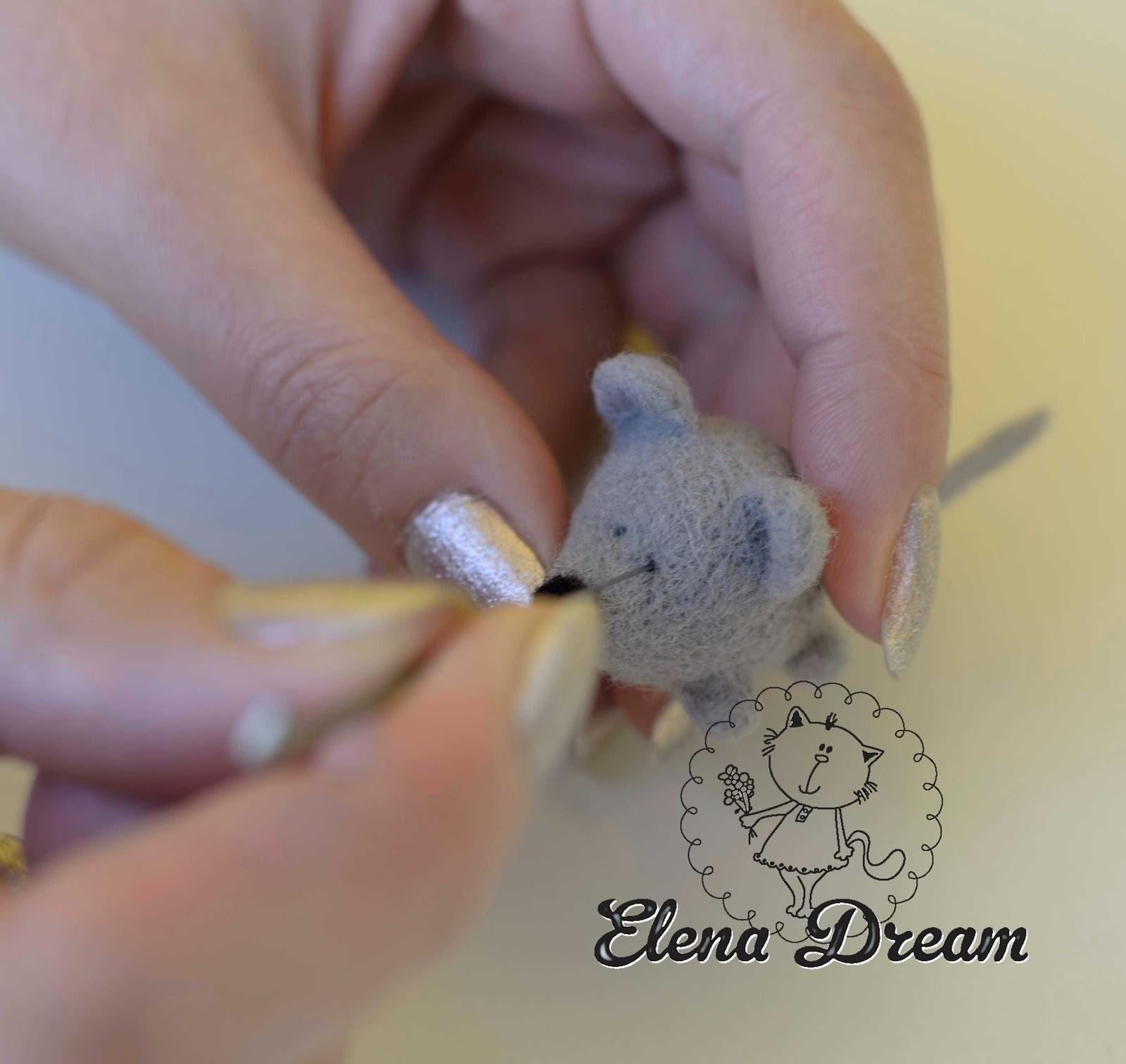 Как сделать мышку из бумаги - шаблон и пошаговый мастер-класс с фото 67