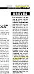 Reseña del Fanzine Only Sixties en el diario Expreso