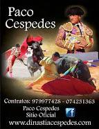 Paco Cespedes, de Peru para el Mundo taurino