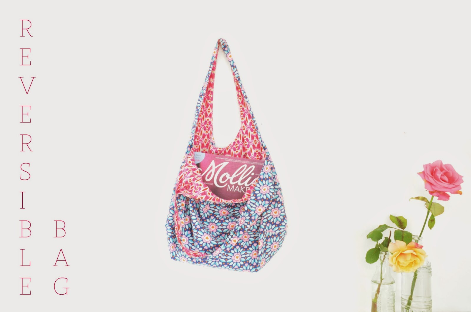 schwesterherz.: Reversible Bag