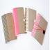 Φτιάξτε notebook από κουτί δημητριακών