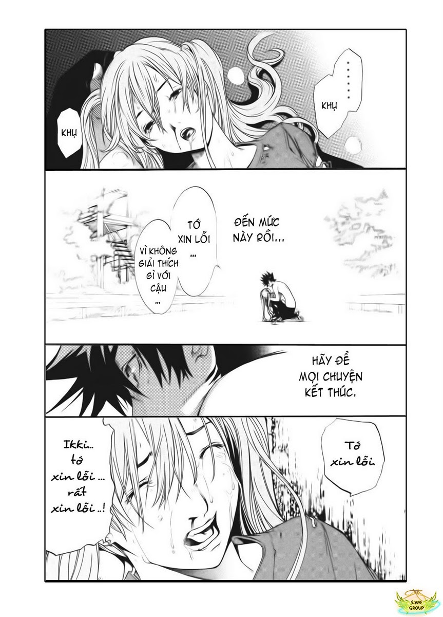 Air Gear Chap 142