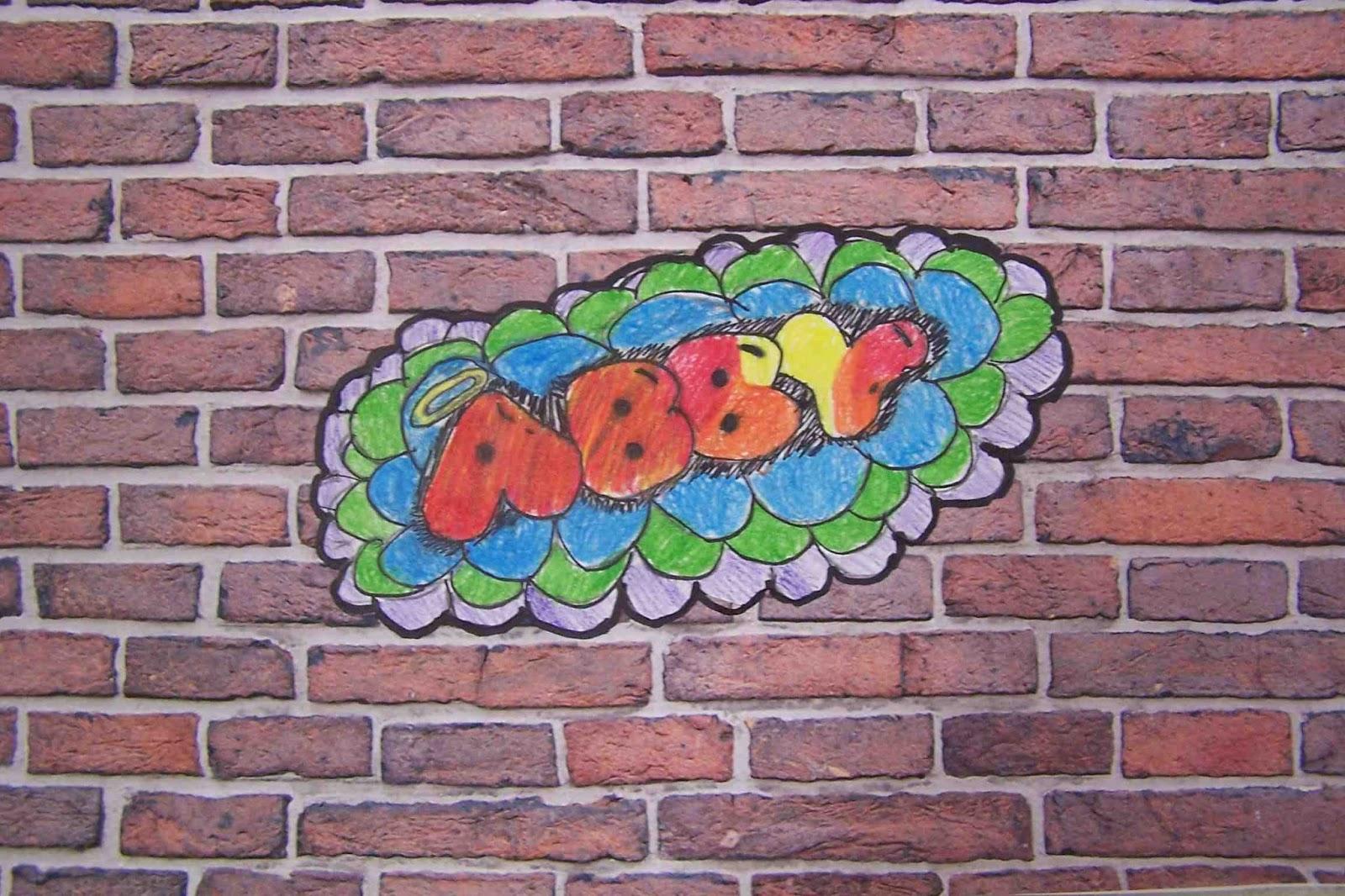 Create Art With Mrs P Graffiti Names Ooh Edgy