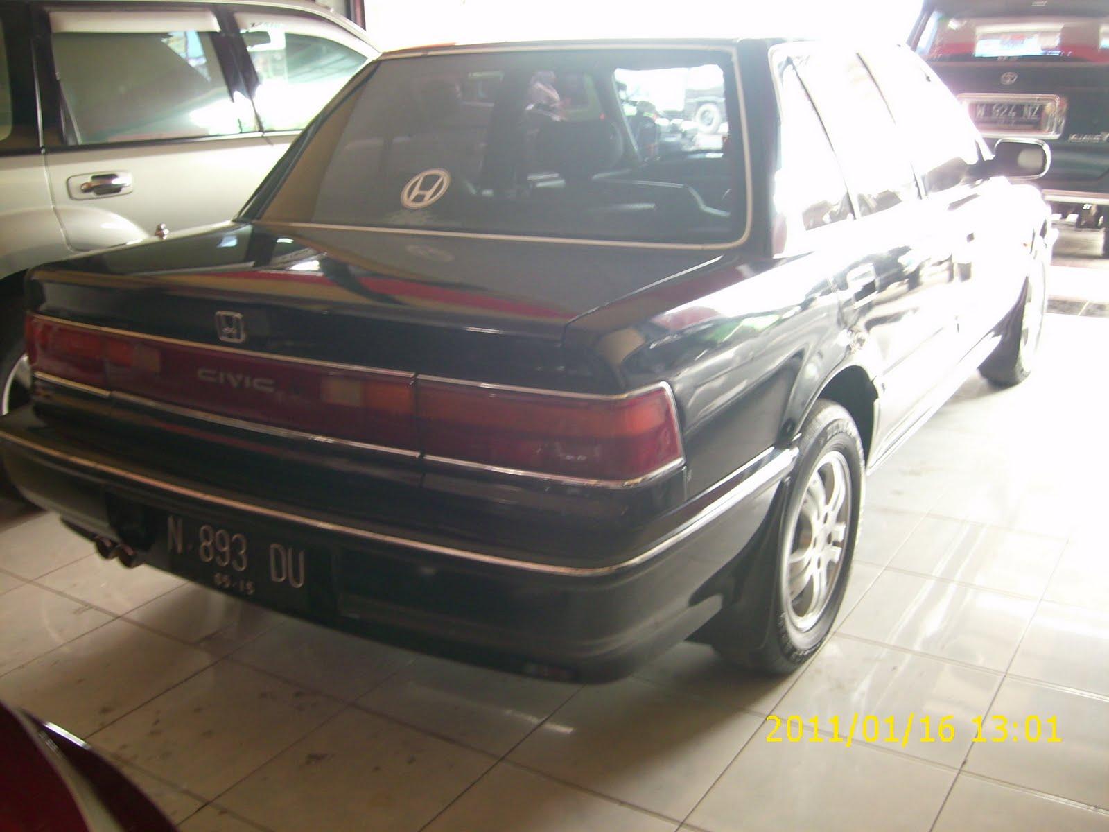 Dijual Honda Civic Kota Malang | 2017/2018 Honda Reviews