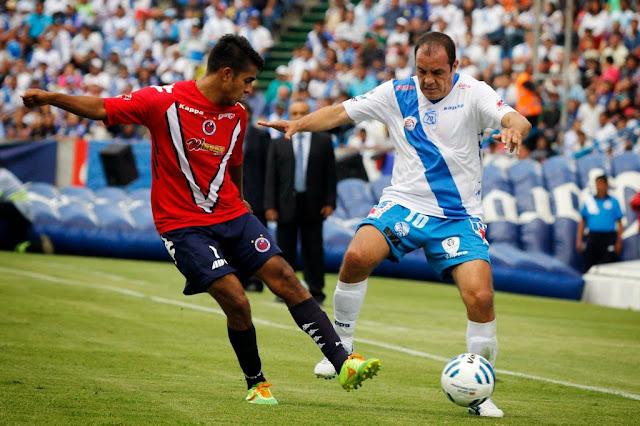 Veracruz vs Puebla en vivo por Copa MX