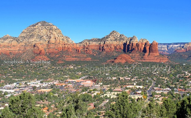 Red Rocks at Sedona
