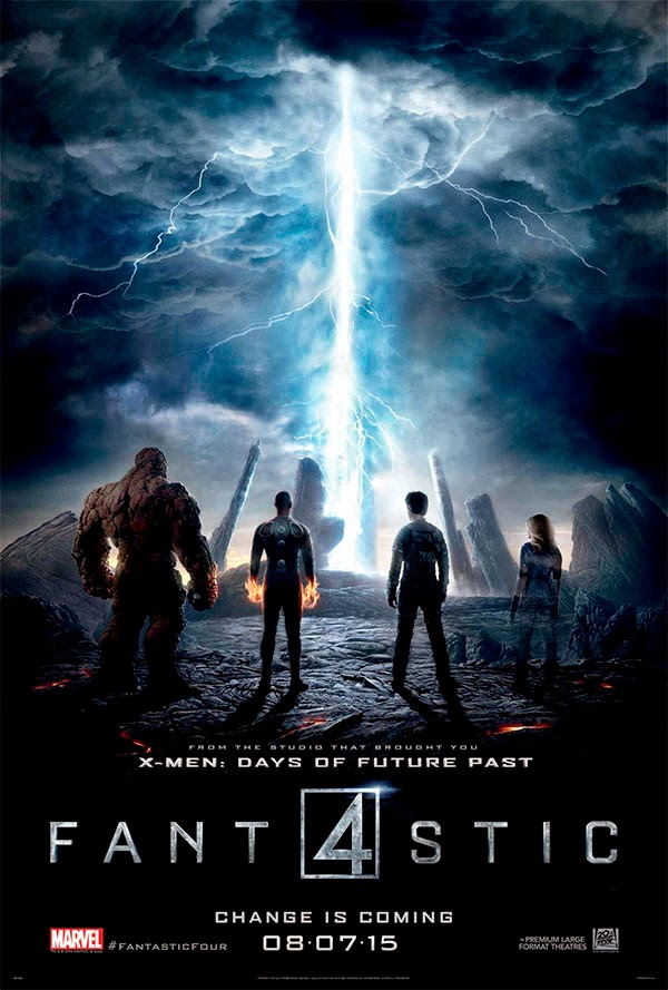 Poster Fantastic Four 2015