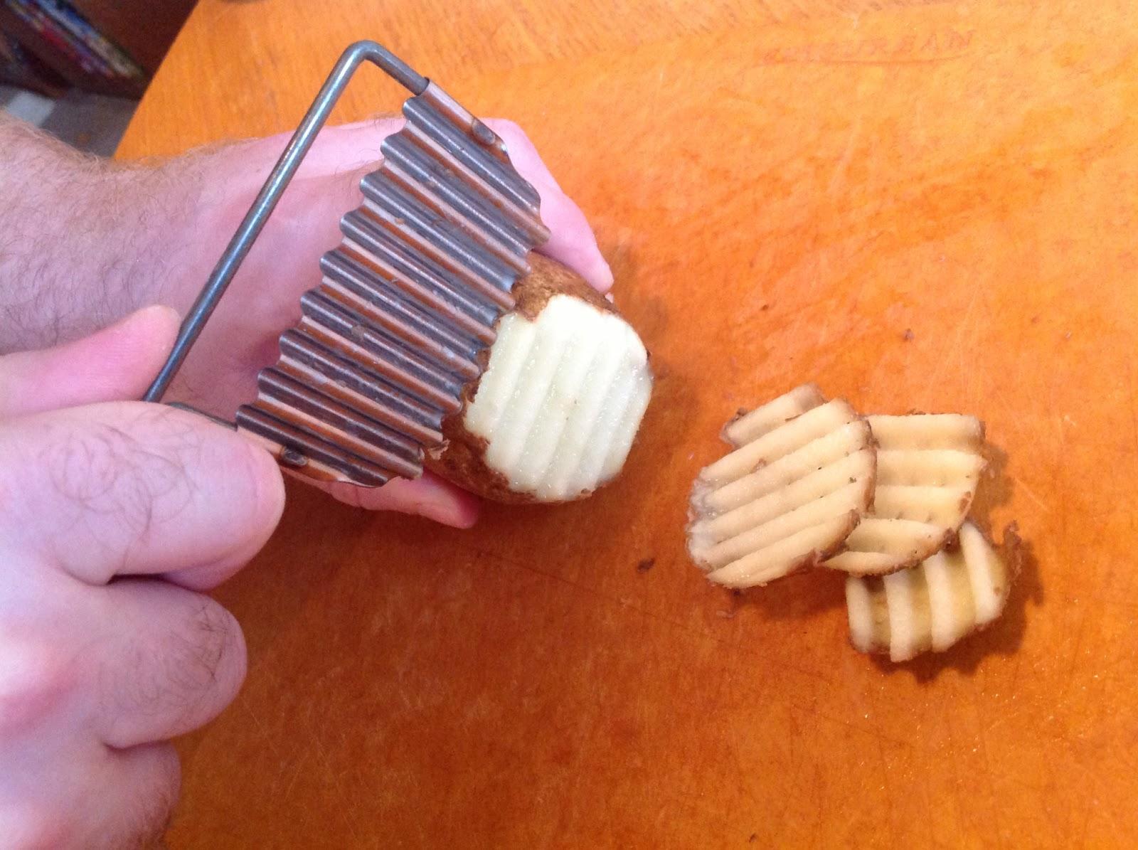 Amazoncom waffle fries cutter