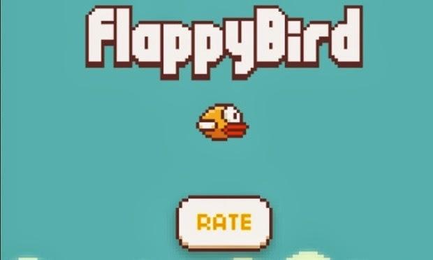 flappy bird ditarik balik ditamatkan