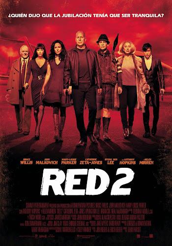Red 2 (DVDRip Inglés Subtitulada) (2013)