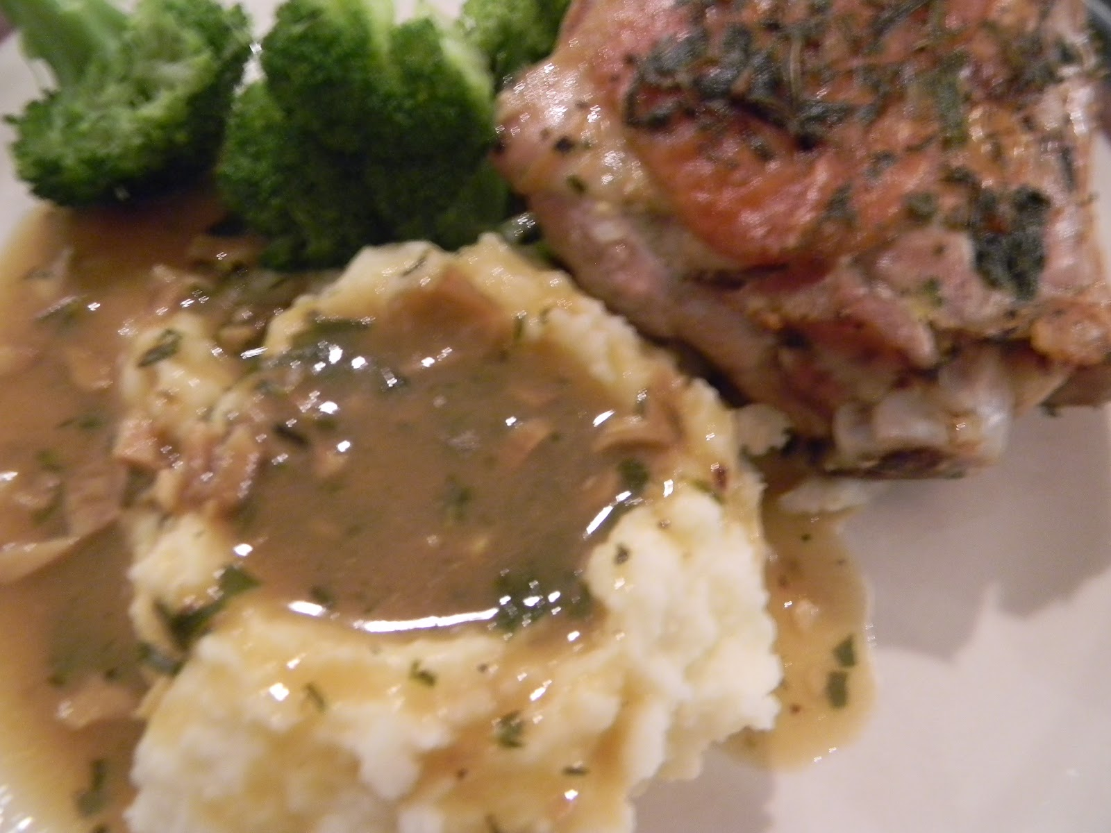 37 Cooks: Roast Turkey with Porcini Mushroom Gravy