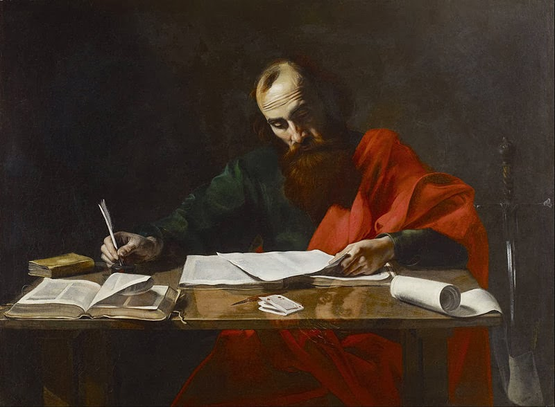 Apostle Paul?