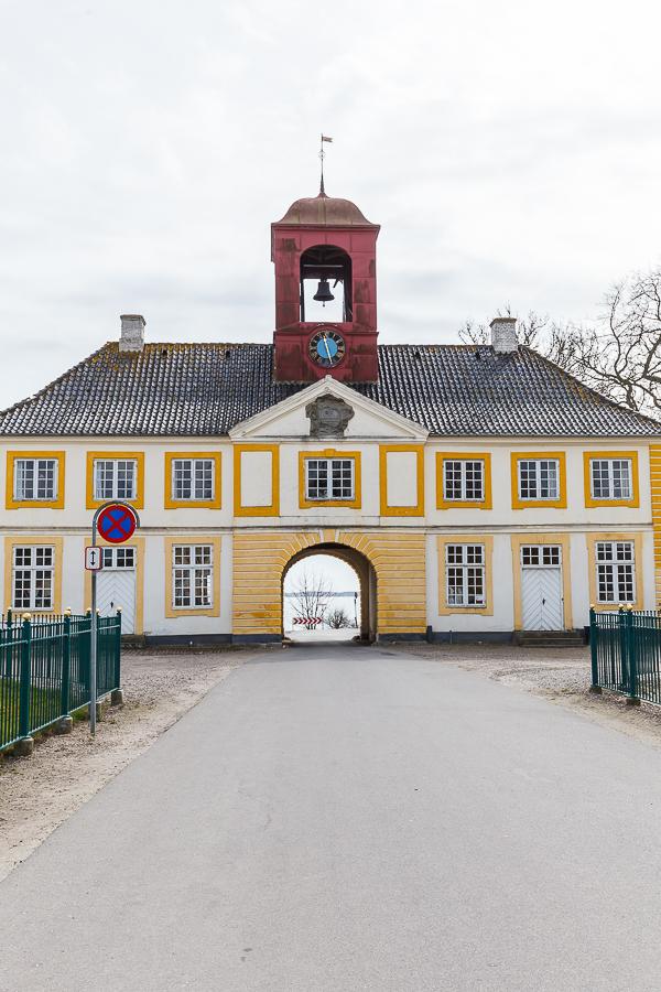 Amalie loves Denmark - Ferienhausurlaub auf Fünen, Troense Valdemar Slot