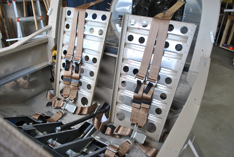 Rv 12 Builder In Sandy Ut Install Seat Harnesses And
