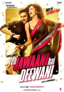 Yeh Jawaani Hai Deewani (2013) Movie Poster