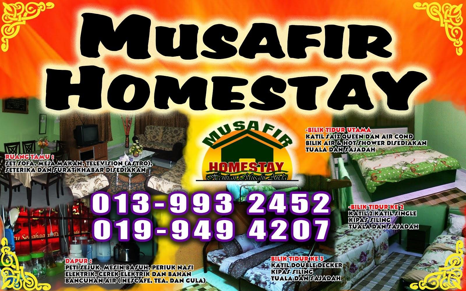 musafir homestay