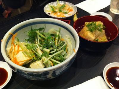 Agedashi Sushi Samurai