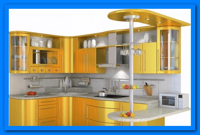 Diseos De Cocina Moderna. Beautiful Muebles De Cocinas Y Baos Iris ...