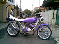 MODIFIKASI│VARIASI YAMAHA RX KING│MODIFIKASI