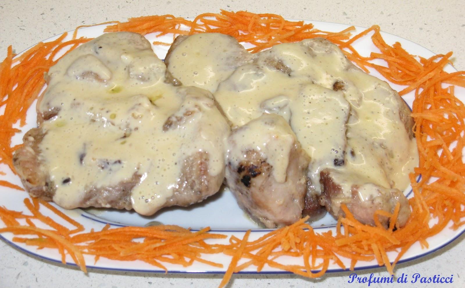 profumi di pasticci: ossibuchi di vitello al latte (la cucina ... - Come Cucinare Gli Ossibuchi Di Manzo