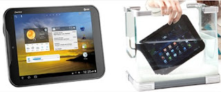 Pantech Element LTE tablet and its Patents for Waterproof technology